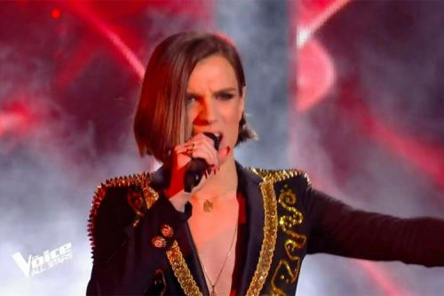 """Replay """"The Voice"""":  Léo chante « I Put A Spell On You » de Screamin' Jay Hawkins"""