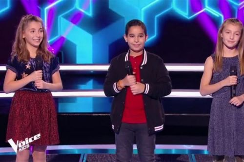 "Replay ""The Voice Kids"":  battle Elodie, Maëlyss & Ismaël sur « I'll be there » des Jackson 5"