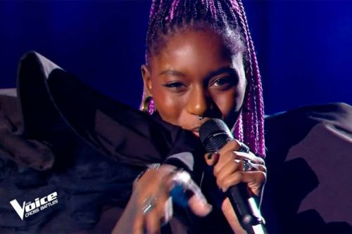 """Replay """"The Voice"""":  Emmy Liyana chante « Milord » d'Edith Piaf"""