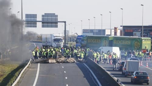 """Gilets jaunes"":  le point sur les blocages"