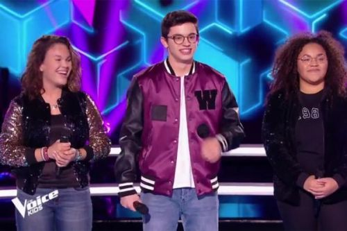 "Replay ""The Voice Kids"":  battle Madison, Morgan & Talisa sur « Feel » de Calvin Harris"