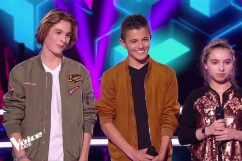 "Replay ""The Voice Kids"":  battle Nassim, Hindy & Zoé sur « We found love » de Rihanna"
