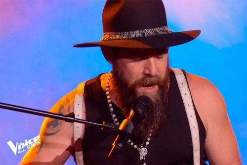"""Replay """"The Voice"""":  Will Barber chante « Sweet Dreams » d'Eurythmics"""
