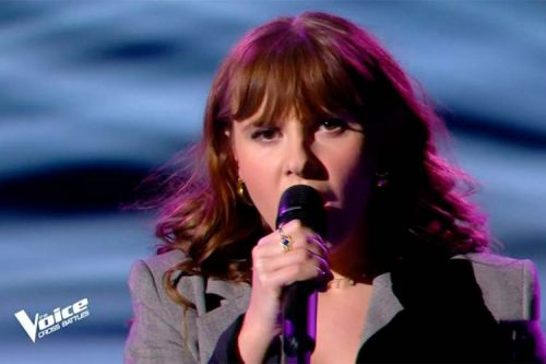 """Replay """"The Voice"""":  Charlie chante « Stay high » de Tove Lo"""