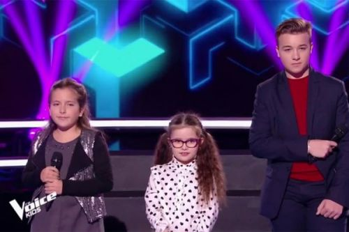 "Replay ""The Voice Kids"":  battle Enzo, Emma & Marie sur « Tous les cris les SOS » de Daniel Balavoine"