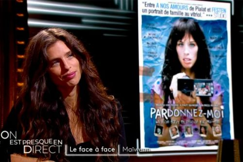 "Replay ""On est en direct"":  Maïwenn, le face à face avec Laurent Ruquier"