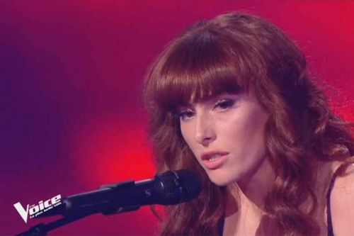 "Replay ""The Voice"":  Poupie chante « Wanabee » des Spice Girls"