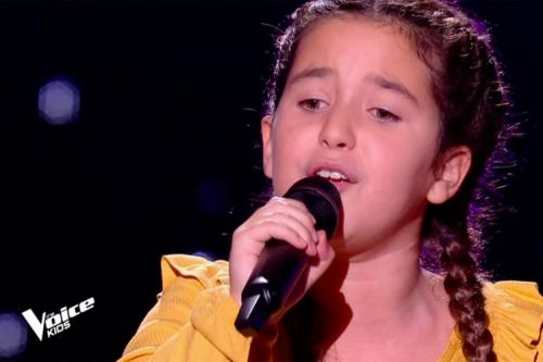 "Replay ""The Voice Kids"":  Myriam chante « Je t'aime » de Lara Fabian"