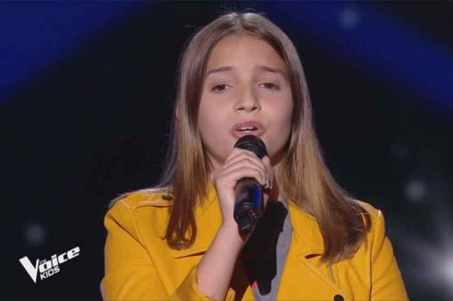 """Replay """"The Voice Kids"""":  Valéria chante « All I ask » d'Adele"""