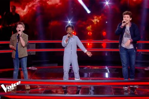 """Replay """"The Voice Kids"""":  Timeo, Diodick & Maxence chantent « In My Blood » de Shawn Mendes"""