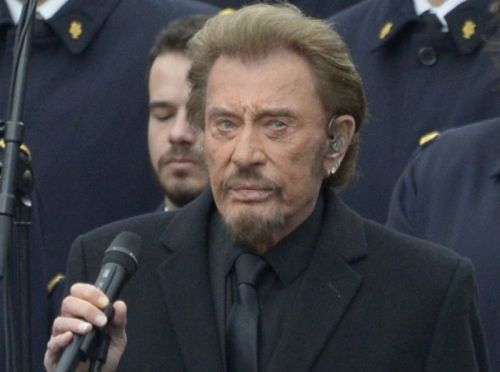 Johnny Hallyday:  Taclé par un ancien candidat de la France a un incroyable talent !