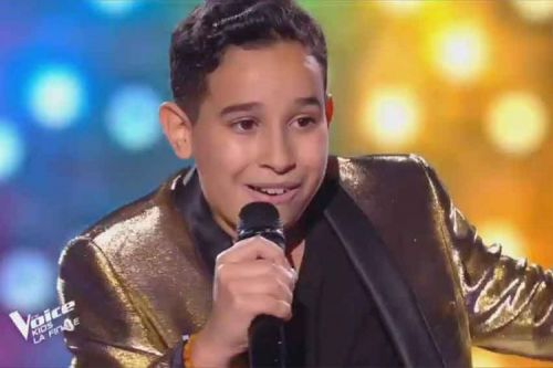 "Revoir ""The Voice Kids"":  Ismaël chante ""I want you back"" des Jackson 5 en finale"