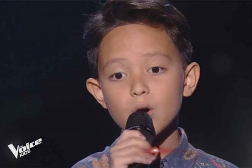 "Replay ""The Voice Kids"":  Nathiei chante « L'amour existe encore » de Céline Dion"