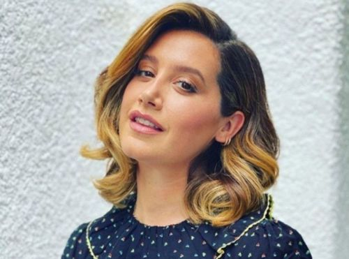 Ashley Tisdale attend son premier enfant !