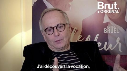 VIDEO. Les moments qui ont changé la vie de Fabrice Luchini