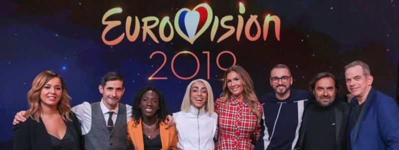 Destination Eurovision 2019:  Bilal Hassani et Chimène Badi finalistes, Vitaa et Christophe Willem intransigeants. Replay de l'émission du 12 janvier