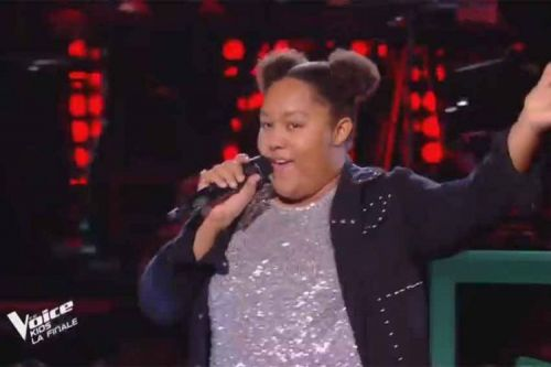 "Revoir ""The Voice Kids"":  Mélia chante « Celebration » de Kool & the Gang en finale"
