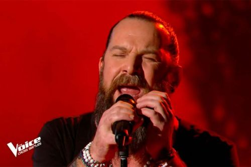 """Replay """"The Voice"""":  Will Barber chante « Million reasons » de Lady Gaga"""