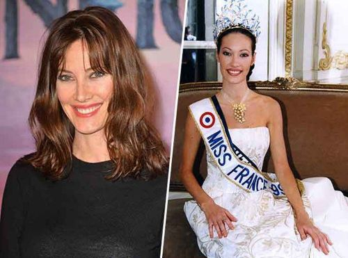 Mareva Galanter réintègre Miss France, 20 ans plus tard !