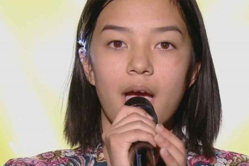 """Replay """"The Voice Kids"""":  Nayana chante « Killing me softly » des Fugees"""