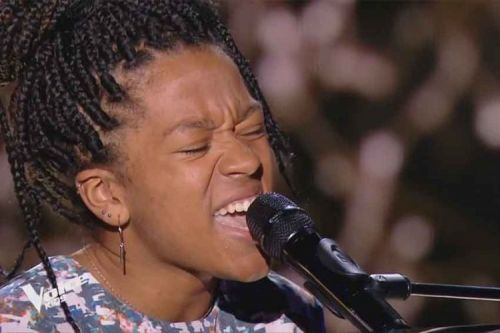 "Replay ""The Voice Kids"":  Fannie chante « A change is gonna come » de Sam Cooke"